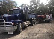 Tiny's Bobcat Excavator and Truck Hire  Paradise Point Gold Coast North Preview