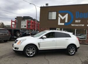 2010 LUXURY CADILLAC SRX