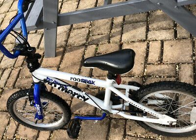 No Mercy Rooster Stunt Bike suitable for around age 6-8