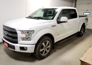 2016 Ford F-150 Lariat|FX4|502A Package|Lots of Extras Heated Se