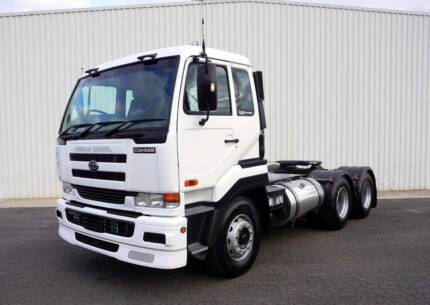 2005 NISSAN UD CW445 6X4 PRIME MOVER Campbellfield Hume Area Preview