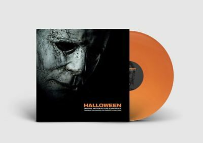 John Carpenter Halloween OST ORANGE VINYL LP Record! soundtrack 2018 movie! - Halloween Ost