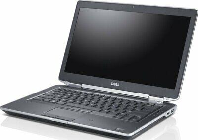 """Dell Latitude E6420 Core i5-2520M 2.5Ghz 4GB 320GB HDD Win-10 14.1"""" Laptop C"""