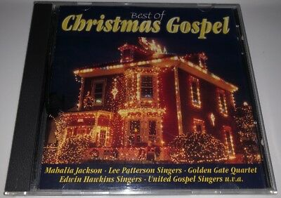 Best Of Christmas Gospel (CD, 2001, BMG) Germany