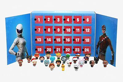 Funko POP Advent Calendar Fortnite 24 Pieces Pint Size Heroes NEW IN SHIPPER