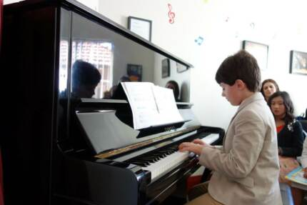 Music Lessons (Piano, Violin, Guitar, AMEB exam)