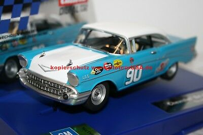 Carrera Digital 132 30795 Chevrolet Bel Air 1957 No. 90 USA Model 2017