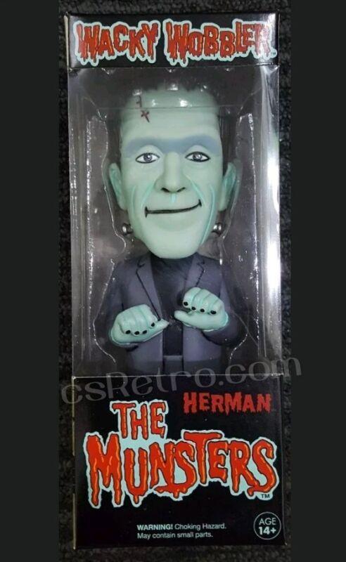 NEW Funko Herman Munster the munsters bobble head pop wacky wobbler horror toy