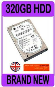 320GB Laptop Hard Drive HD Samsung NP-NC10 NP-Q45 Q45