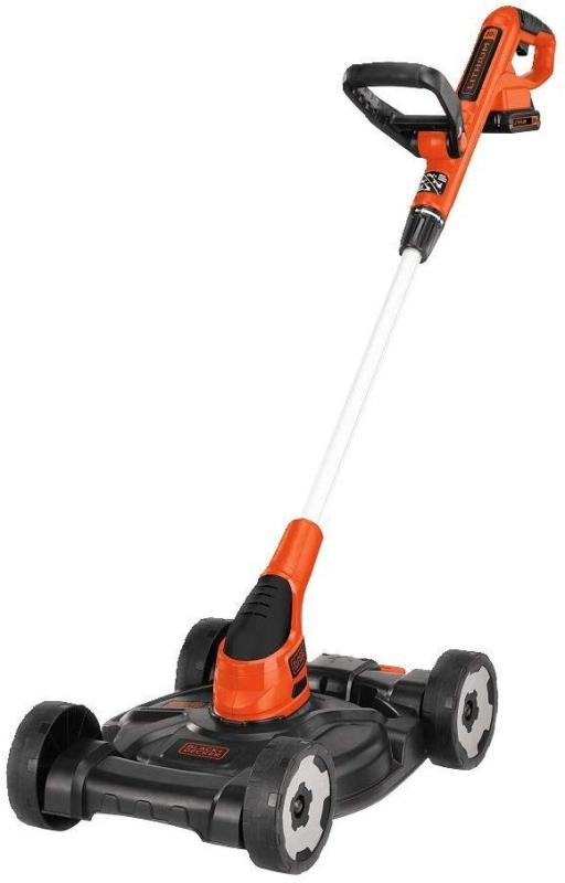 black decker 3 in 1 lawn mower