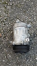 vectra 1.9cdti air con pump