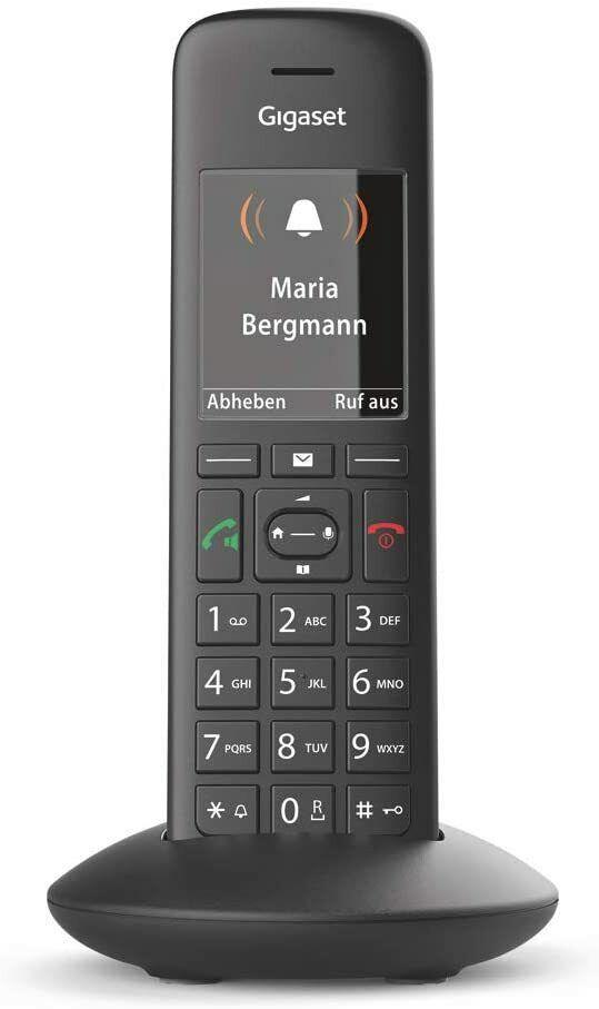 Gigaset C570HX DECT- Schnurlostelefon Anrufer-Identifikation inkl. Akkus OVP