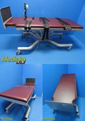 Tri W-g Tw6136 Hd Heavy Duty Electric Tilt Table W Foot-control Straps 25404