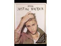 Justin Bieber gift set