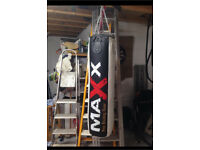 Maxx boxing bag