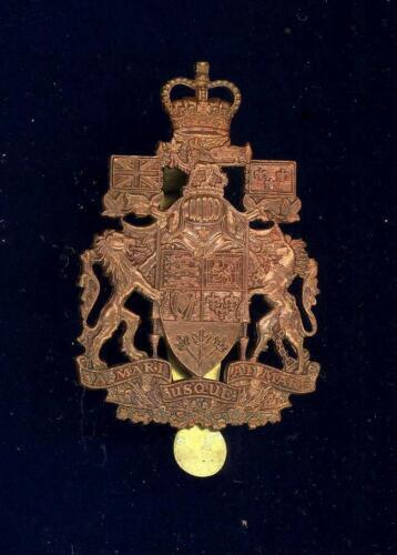 Canada-National Parks- Park Warden-cap badge