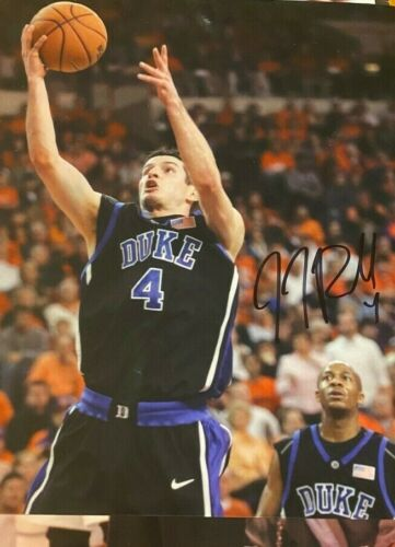 JJ Redick signed autographed 8x10 Photo Duke Blue Devils Pelicans