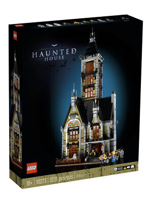 NEW! LEGO Haunted House VIP EXCLUSIVE - 10273 - Brand New! Sealed!