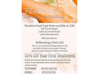 Flexible Feet Foot Care