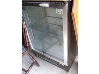 GENUINE PUB BAR BOTTLE FRIDGE: MAN CAVE, MICROPUB, HOME BAR, PUB SHED HOME BREW BREWERIANA BEER WINE