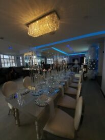 LONDON *** HALL HIRE / VENUE HIRE / PARTIES / EVENTS - CANNING TOWN , E16 - EXCEL - (EAST LONDON)