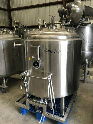 1000 Liter 264 Gal. Stainless Steel Sanitary Pharmaceutical Grade Reactor