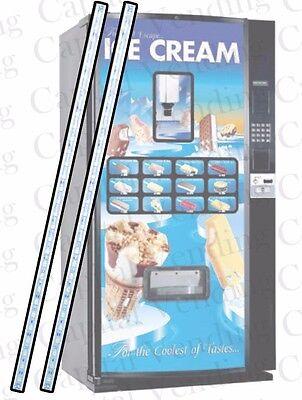 Led Lighting Kit For Fastcorp 820d Fast Corp Ice Cream Vending Machine