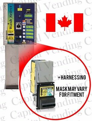 Refurbished Drop-in Mars Mei Ae Vn Series Validator For Canadian Wash Select 2