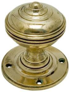 Antique Brass Door Knobs