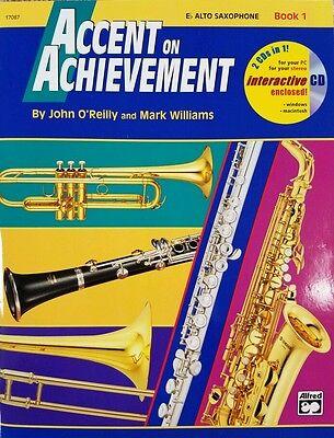 Woodwinds Saxophone Book Cd