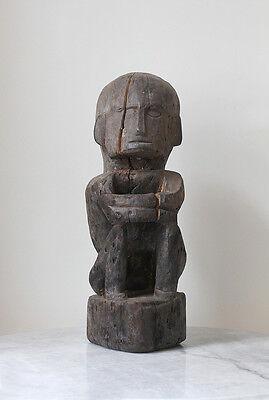 Fine Ifugao Bulul PHILIPPINES rice god figure, large piece