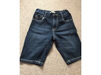 Boys jean shorts