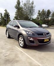 Mazda CX-7 2009 Luxury Sport Rosebery Inner Sydney Preview