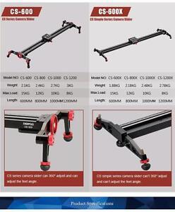 80cm /100cm /120cm Professional Sliders (Standard / Luxury Version )