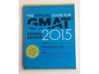 The Official Guide for GMAT Verbal Review 2015