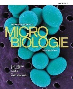 Livre microbiologie