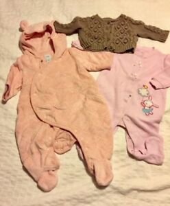 BabyGap Fall/Winter Clothing Items (3M)