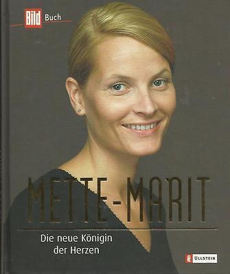 METTE-MARIT Die neue Königin der Herzen von Melnaes Havard Norwegen (König Der Herzen Film)