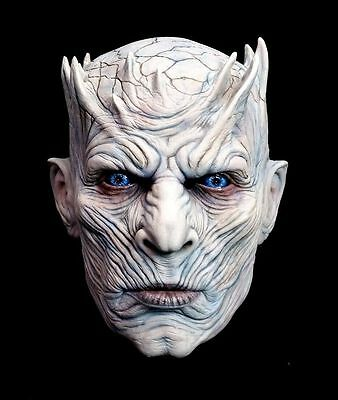 HBO Officially Licensed Game of Thrones Night King Mask Deluxe Latex Mask