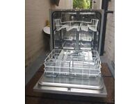 Integrated fully functional Dishwasher