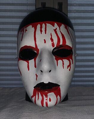 "Slipknot Mask ""Joey Jordison Bloody Iowa"" (86' Cesar)"