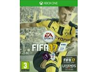 Fifa 17 on Xbox One Console