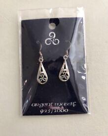 Brand New 925 Sterling Silver Earrings