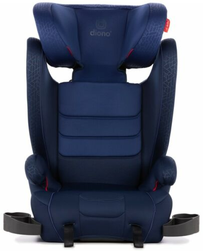 Diono Monterey XT Adjustable Headrest Child Safety Booster Car Seat Blue NEW