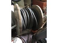 25mm armoured cable 3 core 70 metres