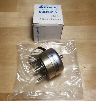 Lucas Ledex A35241-031 Rotary Solenoid