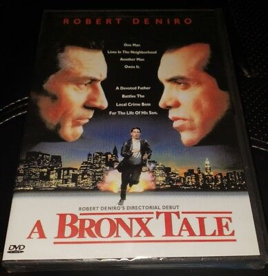 A Bronx Tale (DVD, WIDE SCREEN)  BRAND NEW
