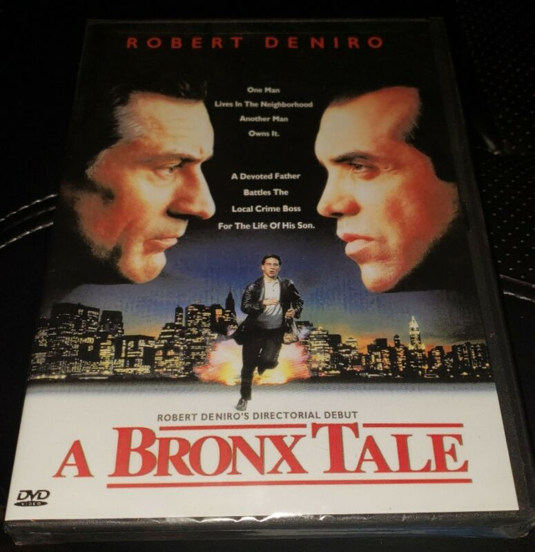 A Bronx Tale (DVD, WIDE SCREEN)  BRAND NEW NEVER OPENED SEALED
