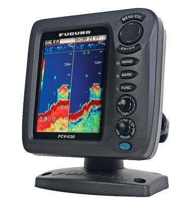 Furuno FCV-620 Digital Sonar FishFinderdual frequency (50 kHz and 200 kHz)
