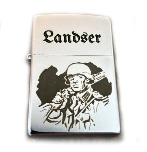 ZIPPO History 1941-1945 GERMAN ARMY INFANTRY WWII Limited Edition RARE